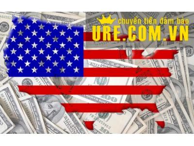 Chuyển tiền từ Việt Nam đi Mỹ