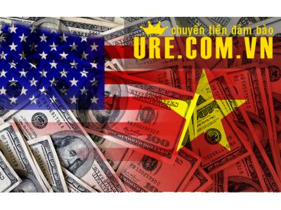 Chuyển tiền từ Mỹ về Việt Nam