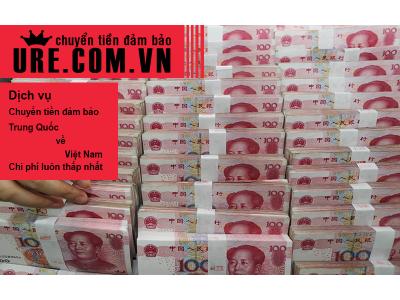 Lưu ý khi chuyển tiền Trung Quốc Việt Nam