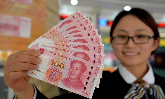 Chuyển tiền đi Trung Quốc
