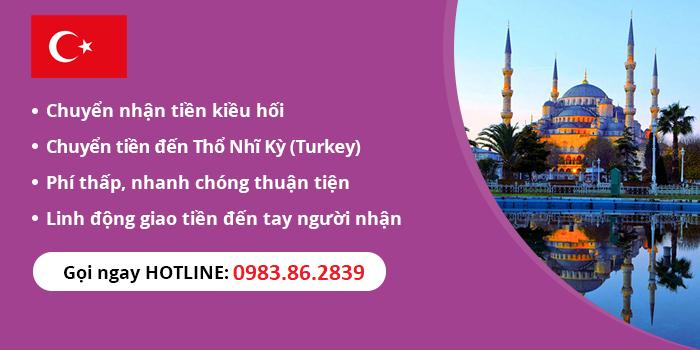 Chuyen tien Tho Nhi Ky