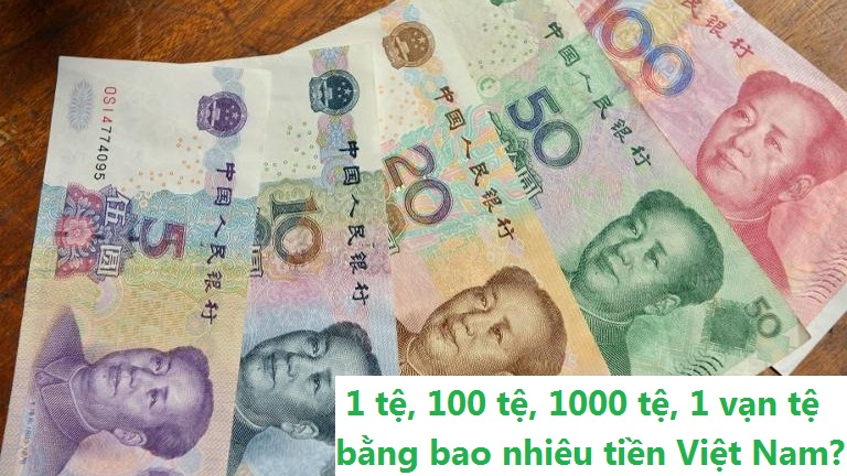1000 tệ trung quốc bằng bao nhiêu tiền việt nam